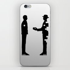 The Pursuit of Happyness iPhone Skin