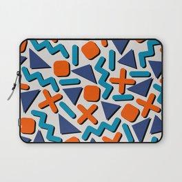 90s Retro Memphis Pattern Laptop Sleeve