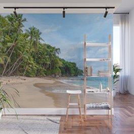 Tropical Beach IV Wall Mural