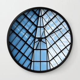 Windows of Light Wall Clock
