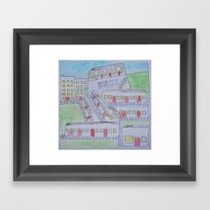 Livingston Framed Art Print