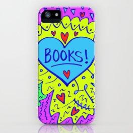Books! iPhone Case