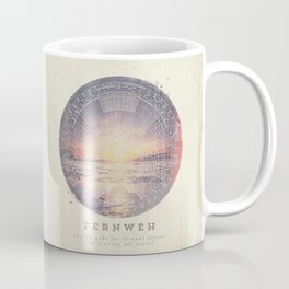 Fernweh Vol 5 Coffee Mug