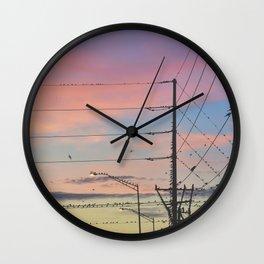 283   austin Wall Clock