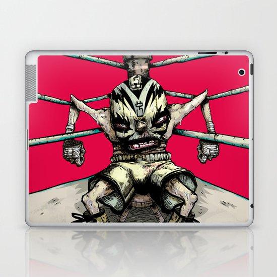 El Rudo Hurricane Miguel Laptop & iPad Skin