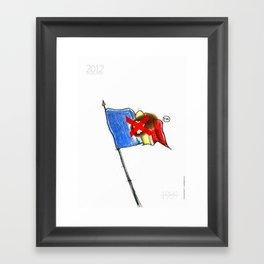Timisoara '89 Framed Art Print
