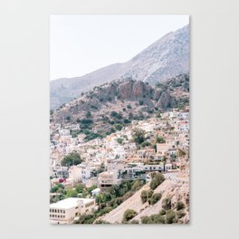 Village in Crete, Greece   Fine Art Travel Photography Print Canvas Print