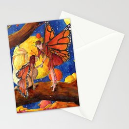 Welcome to the new world Stationery Cards