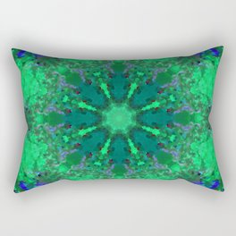 MANDALA NO. 14 #society6 Rectangular Pillow