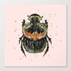 INSECT X Canvas Print