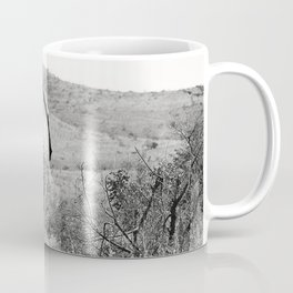 Elephant in Africa Coffee Mug