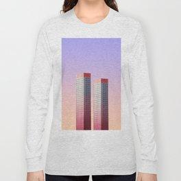 Rotterdam #society6 #decor #buyart Long Sleeve T-shirt