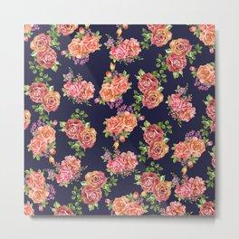 nature floral Metal Print