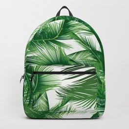 Coconut leaves Backpack
