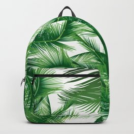 Coconut leaves Backpack