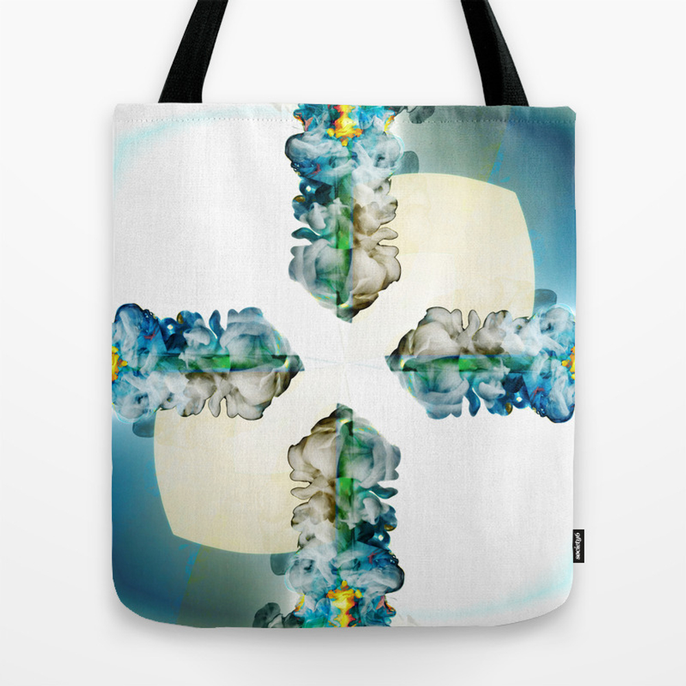 Project 71.63 - Abstract Photo-montage Tote Purse by R_sp_c (TBG9872620) photo