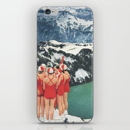 Polar Plunge iPhone Skin