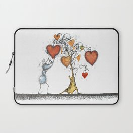 Tree of hearts Laptop Sleeve