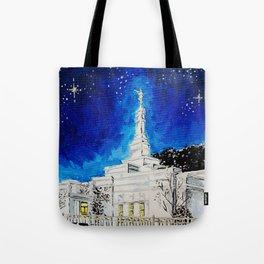 Birmingham Alabama LDS Temple Tote Bag