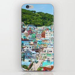 Korea Busan iPhone Skin