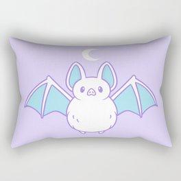 Cute Pastel Bat Rectangular Pillow
