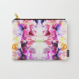 Power Flowers Carry-All Pouch