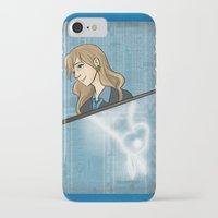luna lovegood iPhone & iPod Cases featuring Luna Lovegood by Imaginative Ink