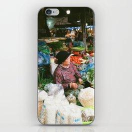 Hoi An Market II iPhone Skin