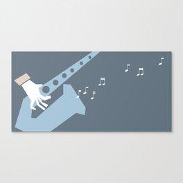 jazz Canvas Print