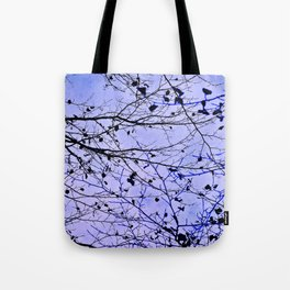 boughs ultraviolet Tote Bag