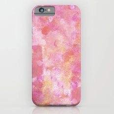 Abstract pink painting Slim Case iPhone 6s