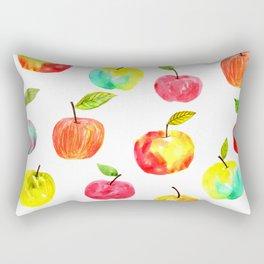 Spring apples Rectangular Pillow