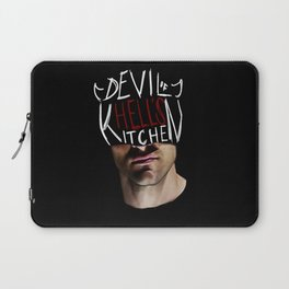 The Devil of Hell's Kitchen Laptop Sleeve
