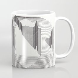 The Slow Joyful Disintegration of Friendship Coffee Mug