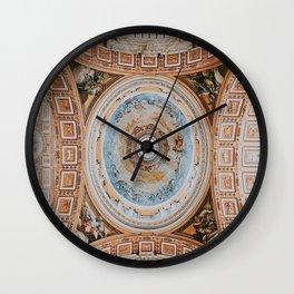 Vatican City / Rome, Italy Wall Clock