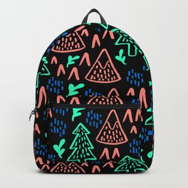 Happy Trees Backpack