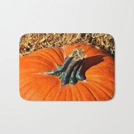 Pumpkin Stem Bath Mat
