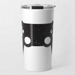 NOTHING #3 - QUIT? Y/N Travel Mug