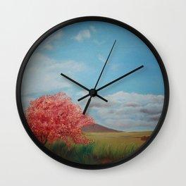 UpCountry Maui II Wall Clock
