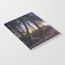 Wooded Tofino Notebook