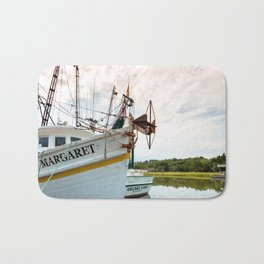 The Passion Of Mary Margaret Bath Mat