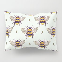 honey guards Pillow Sham