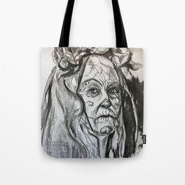 Study of woman Tote Bag