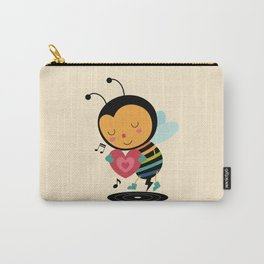 Bee Yourself Carry-All Pouch