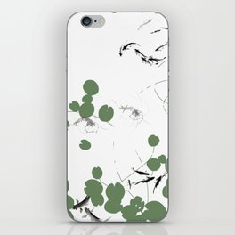 It's a pond life iPhone Skin