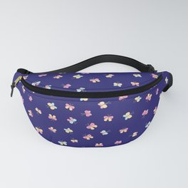 Pretty butterfly Pattern, with beautiful pink Fanny Pack