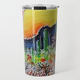 Nature's City Travel Mug
