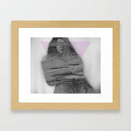 Tranny Dark I Framed Art Print