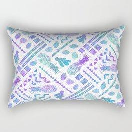 Pineapple Ginger Mint Rectangular Pillow