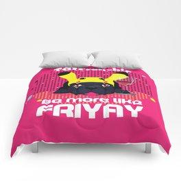 TGIFrenchie Comforters